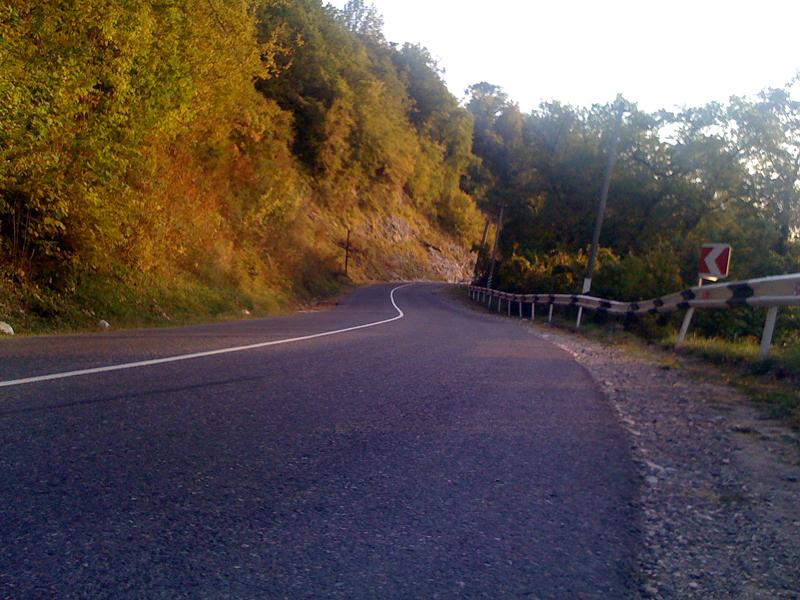Удачной дороги )